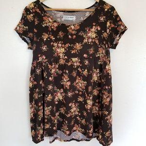 American Apparel Babydoll Dress xs/s